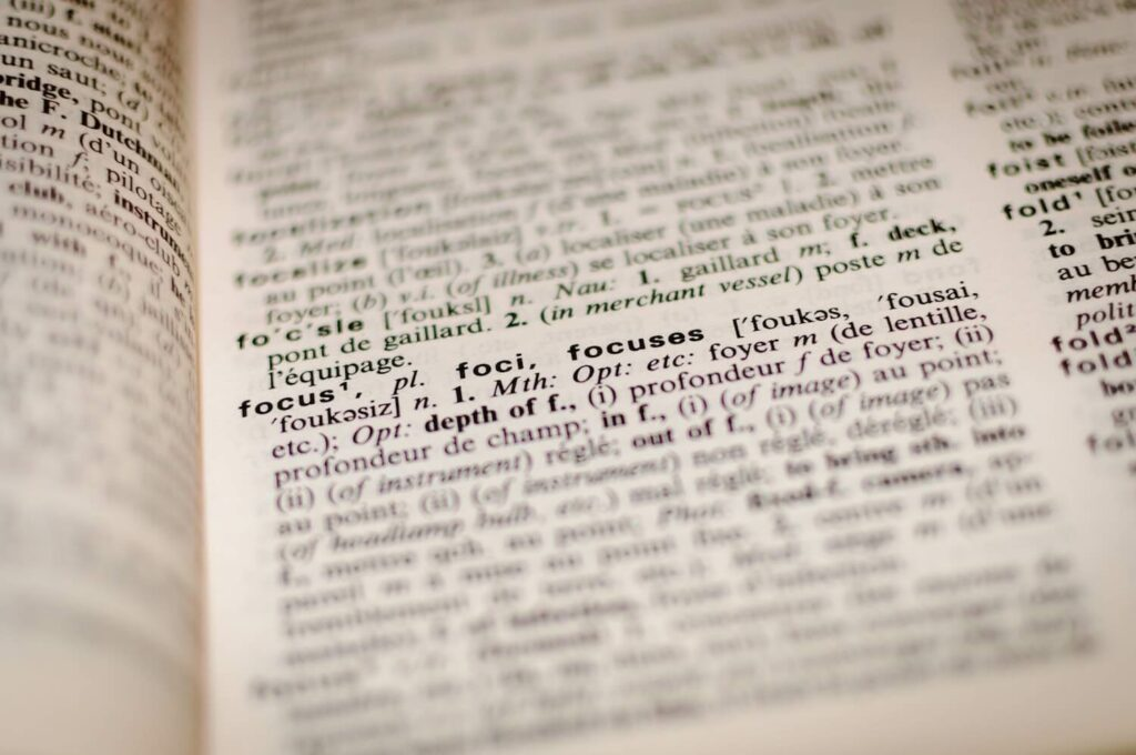 Supportedly Small Business Dictionary Part 1