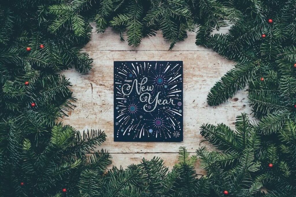 New Year's Resolutions and Rituals Supportedly Blog