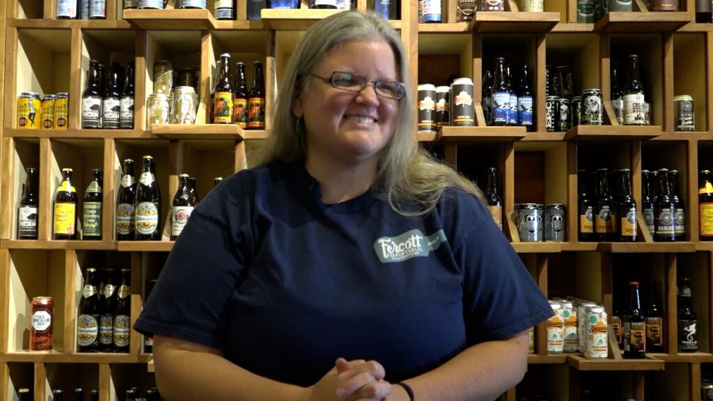 Jennifer Indicott, Owner of Fercott Fermentables