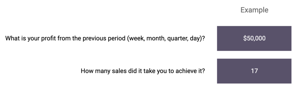 Sales Performance Calculation 1 Supportedly